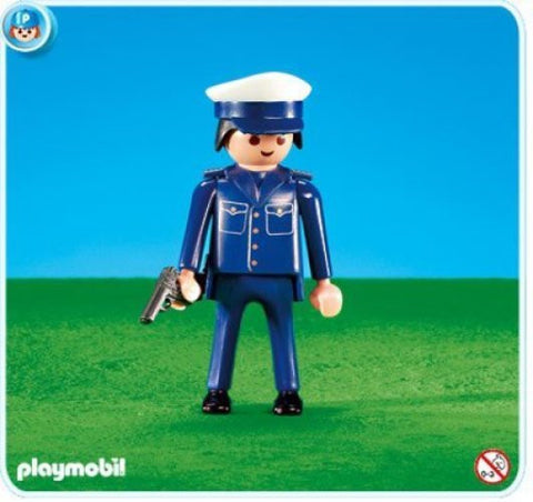 Playmobil - Police Officer - 7384 - Bunyip Toys