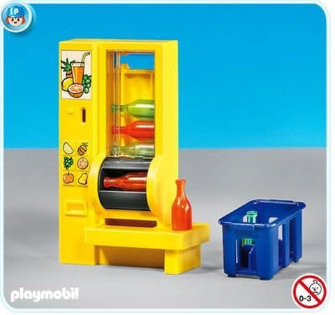 Playmobil - Vending Machine - 7931 - Bunyip Toys