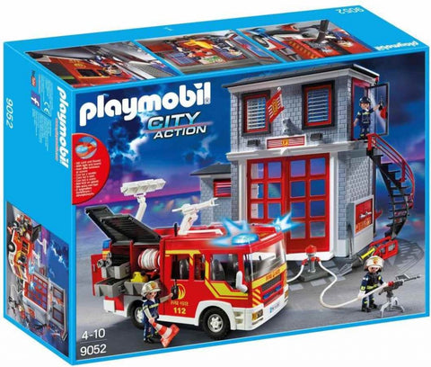 Playmobil - Fire Mega Set - 9052