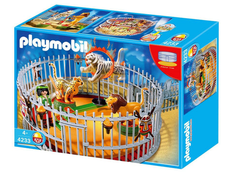Playmobil - Big Cat Show - 4233 - Bunyip Toys - 1
