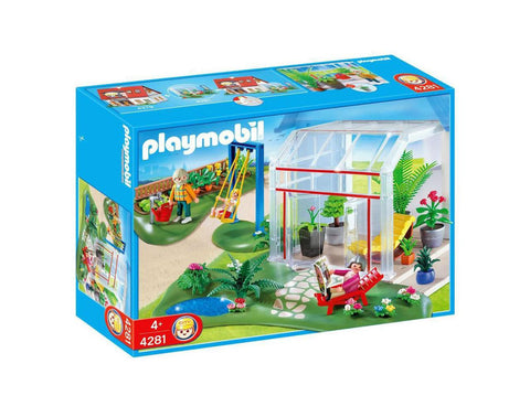 Playmobil - Sunroom - 4281 - Bunyip Toys - 1