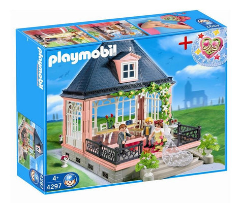 Playmobil - Wedding Pavillion - 4297 - Bunyip Toys - 1
