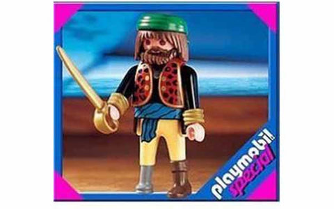 Playmobil - Pegleg Pirate - 4626 - Bunyip Toys