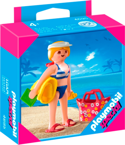 Playmobil - Sunbather - 4695 - Bunyip Toys