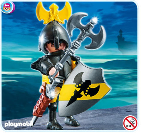 Playmobil - Axe Knight - 4746 - Bunyip Toys