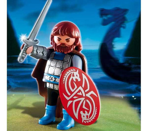 Playmobil - Celtic Warrior - 4752 - Bunyip Toys