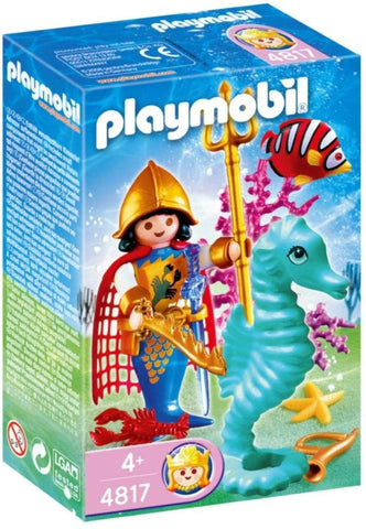 Playmobil - Mermaid Prince - 4817 - Bunyip Toys