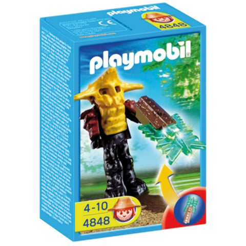 Playmobil - Green Temple Guard - 4848 - Bunyip Toys