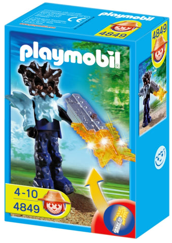 Playmobil - Orange Temple Guard - 4849 - Bunyip Toys