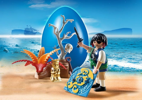 Playmobil - Pirate Easter Egg - 4945 - Bunyip Toys