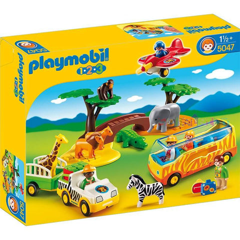 Playmobil - Big African Safari - 5047 - Bunyip Toys - 1