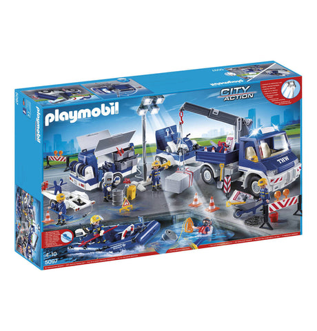 Playmobil - Emergency Services Mega Set - 5097 - Bunyip Toys