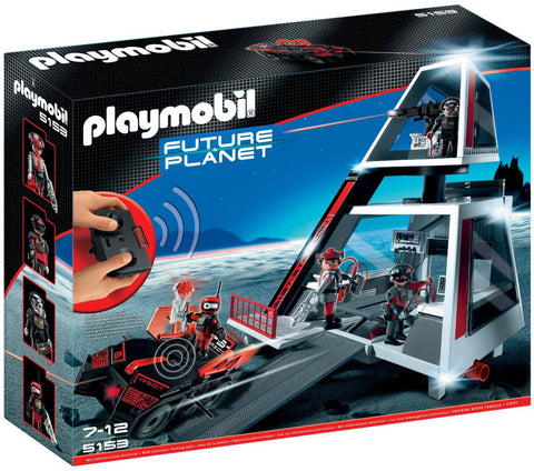 Playmobil - Dark Rangers' Headquarters - 5153 - Bunyip Toys