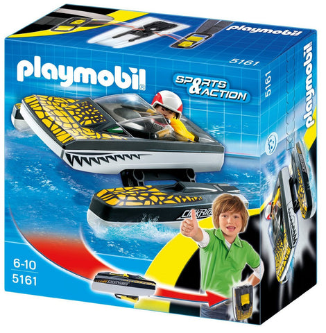 Playmobil - Takealong Croc Speeder - 5161 - Bunyip Toys - 1