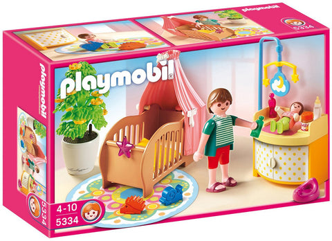 Playmobil - Baby's Room - 5334 - Bunyip Toys