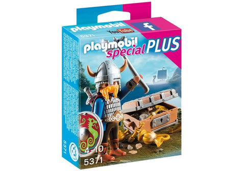 Playmobil - Viking with Treasure - 5371 - Bunyip Toys