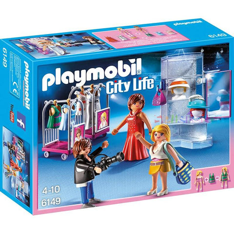Playmobil - Fashion Shoot - 6149 - Bunyip Toys - 1