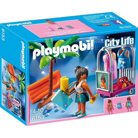 Playmobil - Beach Fashion - 6153 - Bunyip Toys - 1