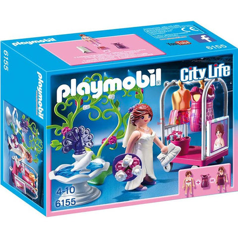 Playmobil - Wedding Fashion Shoot - 6155 - Bunyip Toys