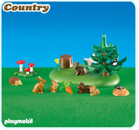 Playmobil - Forest Animals - 6264 - Bunyip Toys