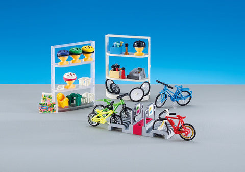 Playmobil - Bicycle Shop - 6390 - Bunyip Toys
