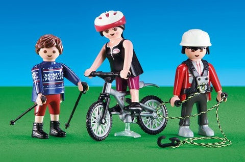 Playmobil - Mountain Sports - 6396 - Bunyip Toys