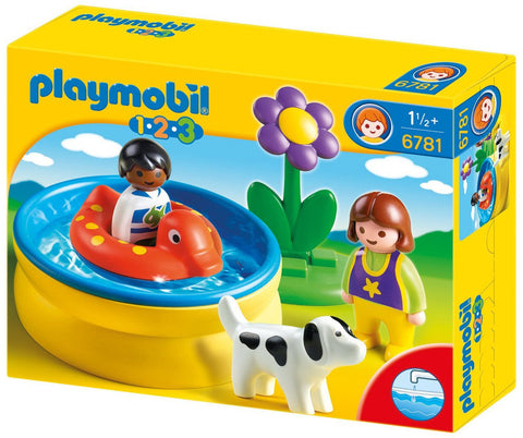 Playmobil - Swimming Pool - 6781 - Bunyip Toys