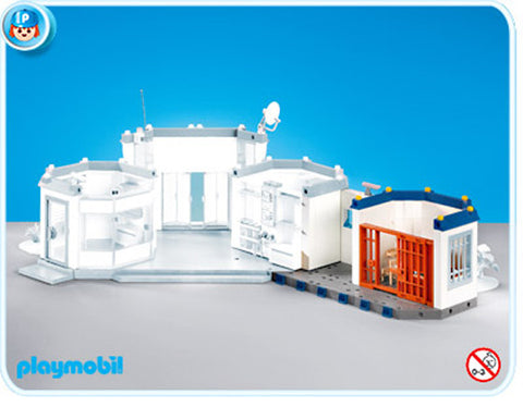 Playmobil - Police Station Extension - 7393 - Bunyip Toys