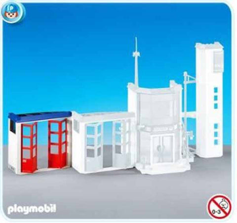 Playmobil - Fire Station Extension - 7465 - Bunyip Toys