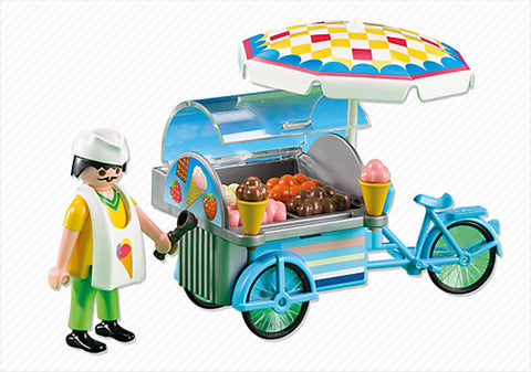 Playmobil - Ice Cream Seller - 7492 - Bunyip Toys