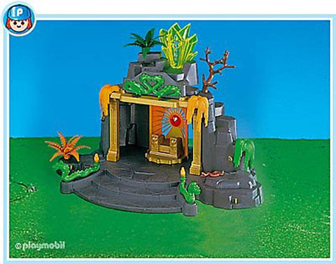 Playmobil - Jungle Temple - 7774 - Bunyip Toys