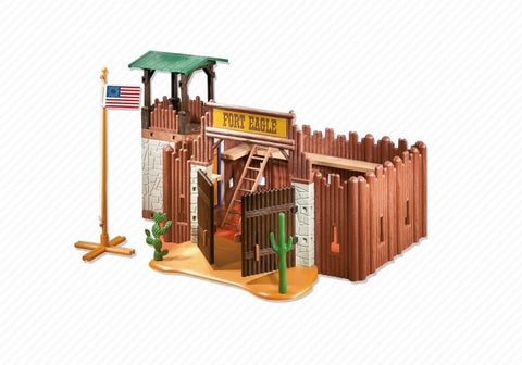 Playmobil - Fort Eagle - 7936 - Bunyip Toys