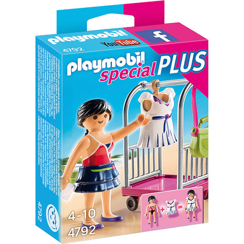 Playmobil - Fashion Model - 4792 (no box) - Bunyip Toys