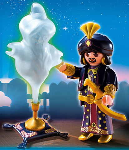 Playmobil - Wizard with Ghost - 5295 - Bunyip Toys