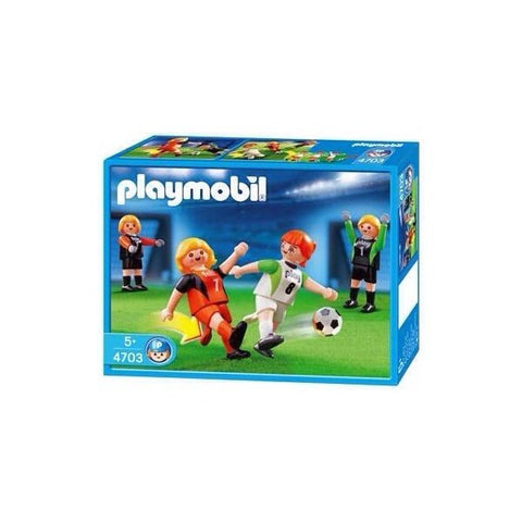 Playmobil - Women Soccer Players - 4703 - Bunyip Toys - 1