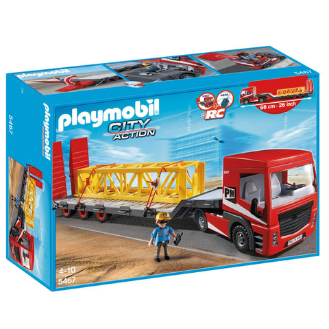 Playmobil - Heavy Transport Vehicle - 5467 - Bunyip Toys - 1