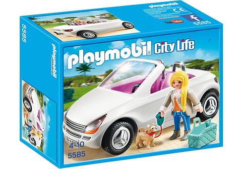 Playmobil - Fancy Coupe - 5585 - Bunyip Toys - 1