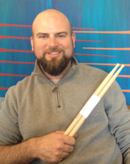 La BackBeat drummer Kevin O'Day