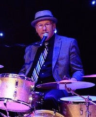 La BackBeat drummer Peter Rost AKA River City Slim