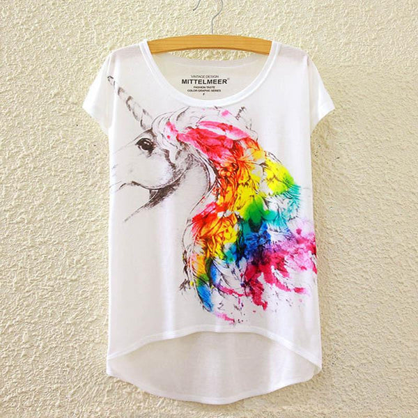 Magic Unicorn T Shirt