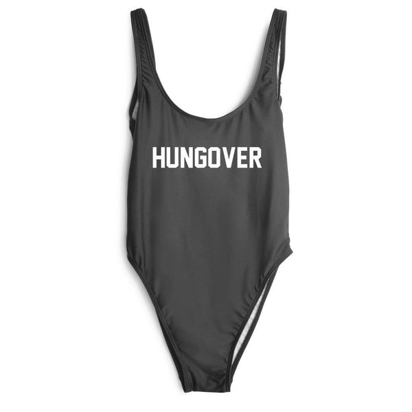 Hungover Bodysuit One Piece