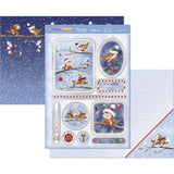 Hunkydory The Magic Of Christmas Luxury A4 Topper Set