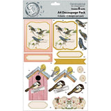 Fundamentals 3D Decoupage Pack - Birds