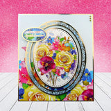 Hunkydory Special Days A4 Topper Set - Thanks a Bunch