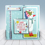 Hunkydory Special Days A4 Topper Set - Feeling Under The Weather