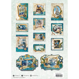 Studio Light Royal Christmas Die-Cut Card Toppers 12/Pkg