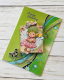 Morehead 3D Die Cut Sheet - Flower Fairies