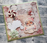 Greeting Cards: Crystal - 5/pkg