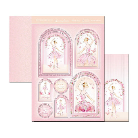 Hunkydory Luxury Topper Collection - Birthdays For Her