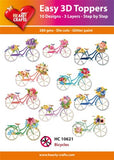 Easy 3D-Toppers Bicycles
